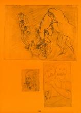 Page extraite de la plaquette <em>Mourir à Pékin</em>, Pierre Pinoncelli, 1974
