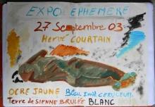 L'affiche de l'expo éphémère