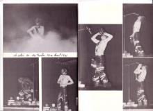 série de photographies noir et blanc