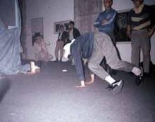autre figure de break danse