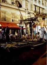 Sur le Cours Saleya