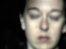 Capture d'écran tirée de la vidéo de la performance réalisée par Jean-Claude Fraicher